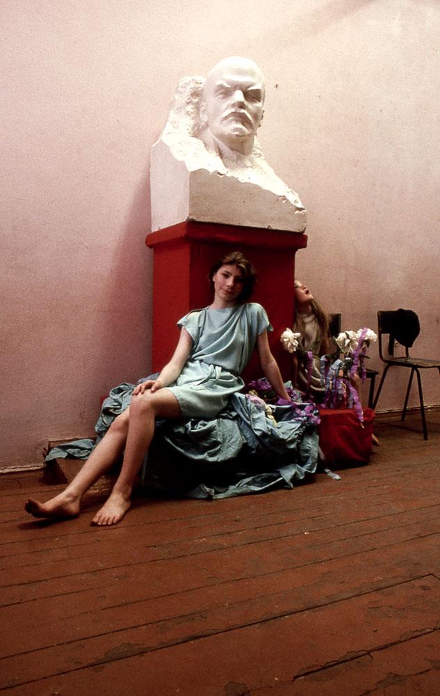 Cours de dance « Isadora Duncan » - Moscou