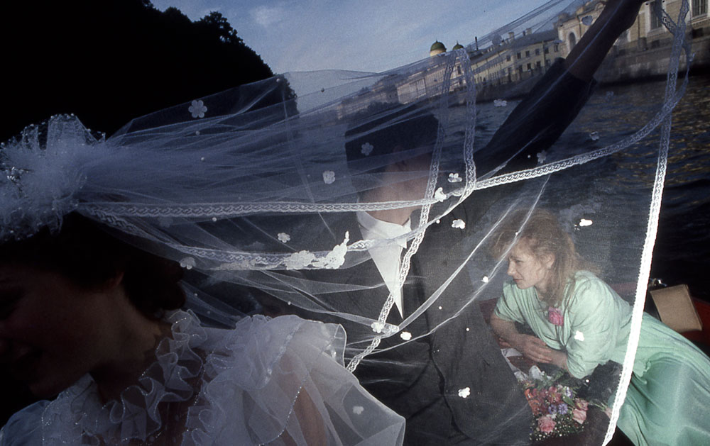 Mariage à St. Petersbourg