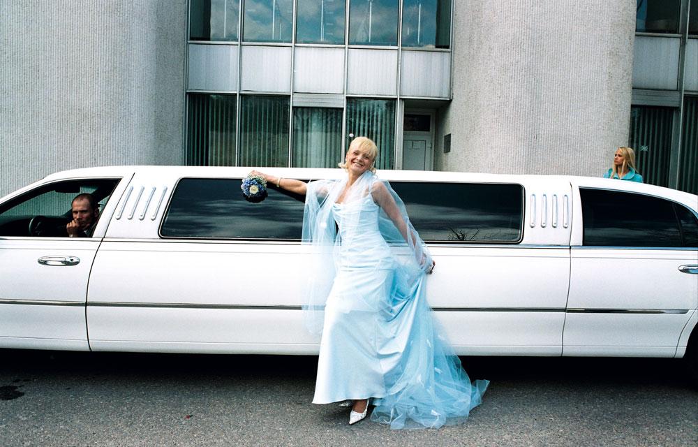 Mariage à Vilnius (Lithuanie)