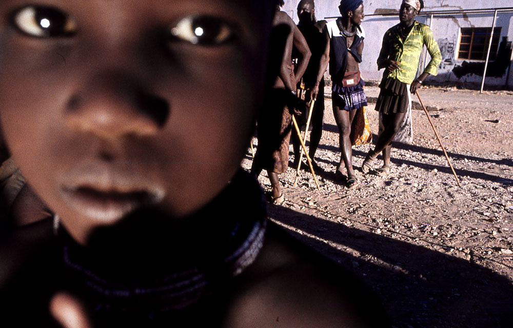 Namibie, les Himbas