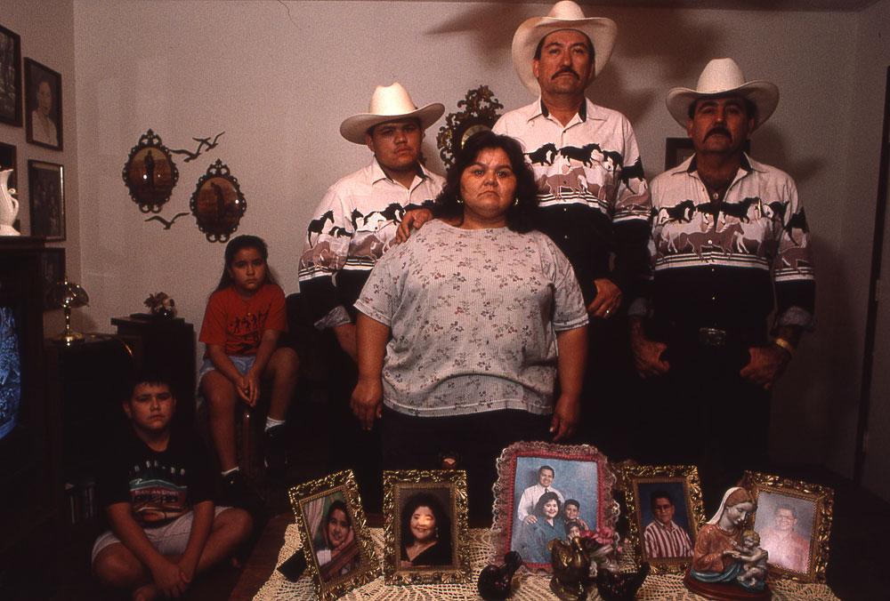 USA, famille Tex-Mex