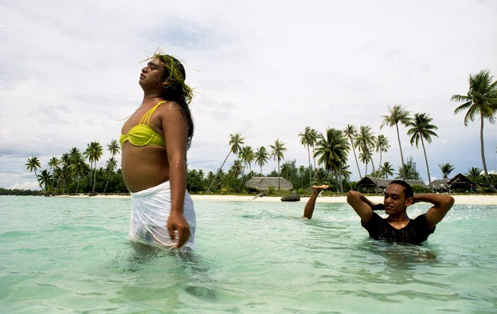 Tahiti, les Rérés