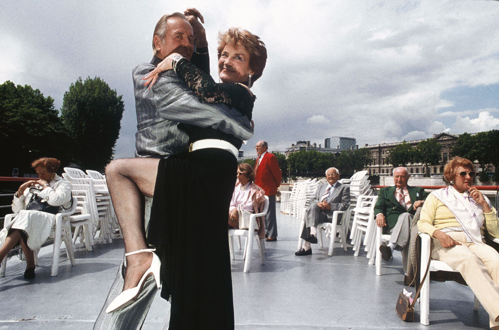 Tango sur Bateau-Mouche