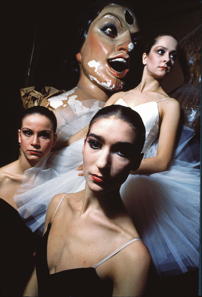 Danseuses du Palais Garnier