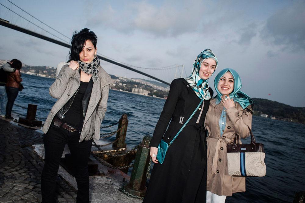 Femmes d'Istambul