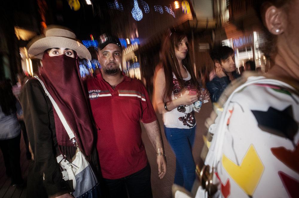 Une nuit, Avenue Istiklal