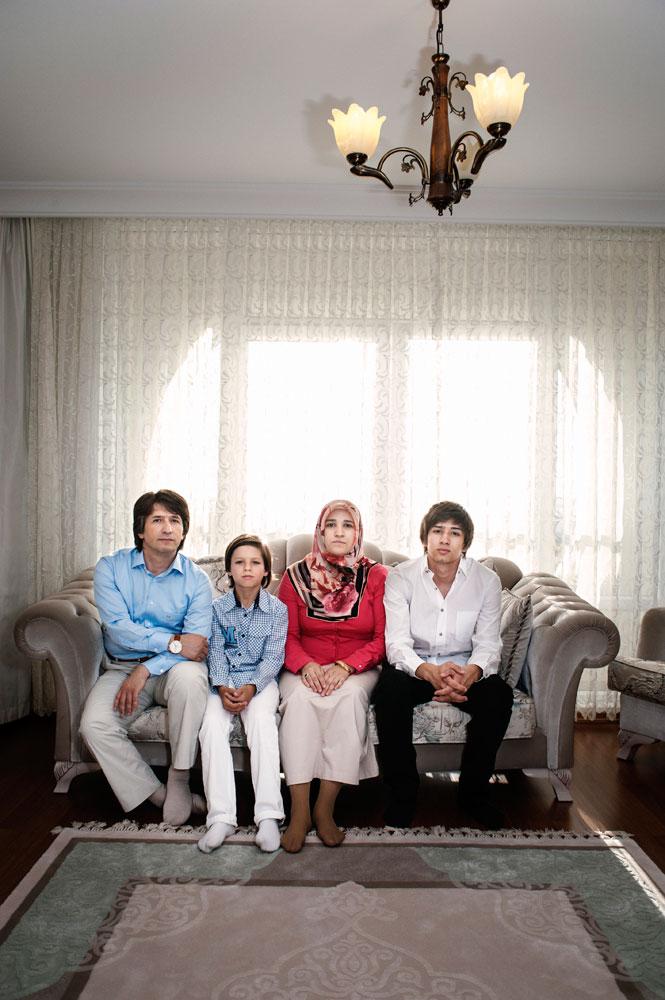 Famille religieuse