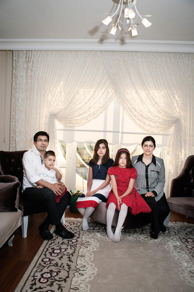 Famille laïque